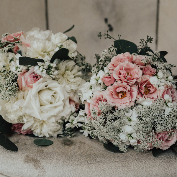 Bee Inspired Events - Bridal and bridesmaids bouquets