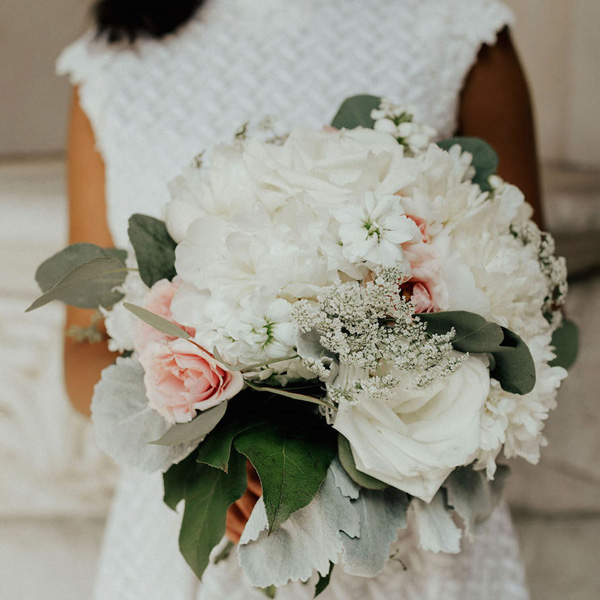 Bee Inspired Events - Bridal bouquet