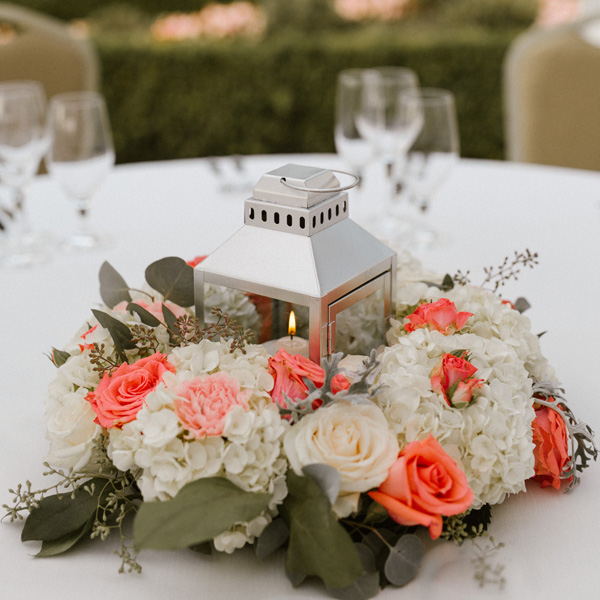 Bee Inspired Events - Table Decoration