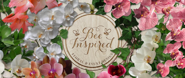 Bee Inspired Events - website